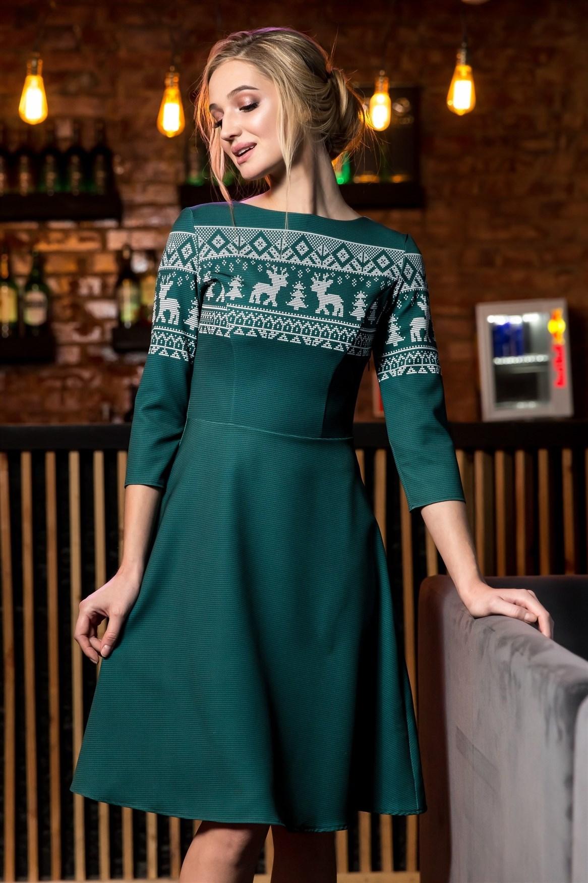 77-02 Платье - фото 7380