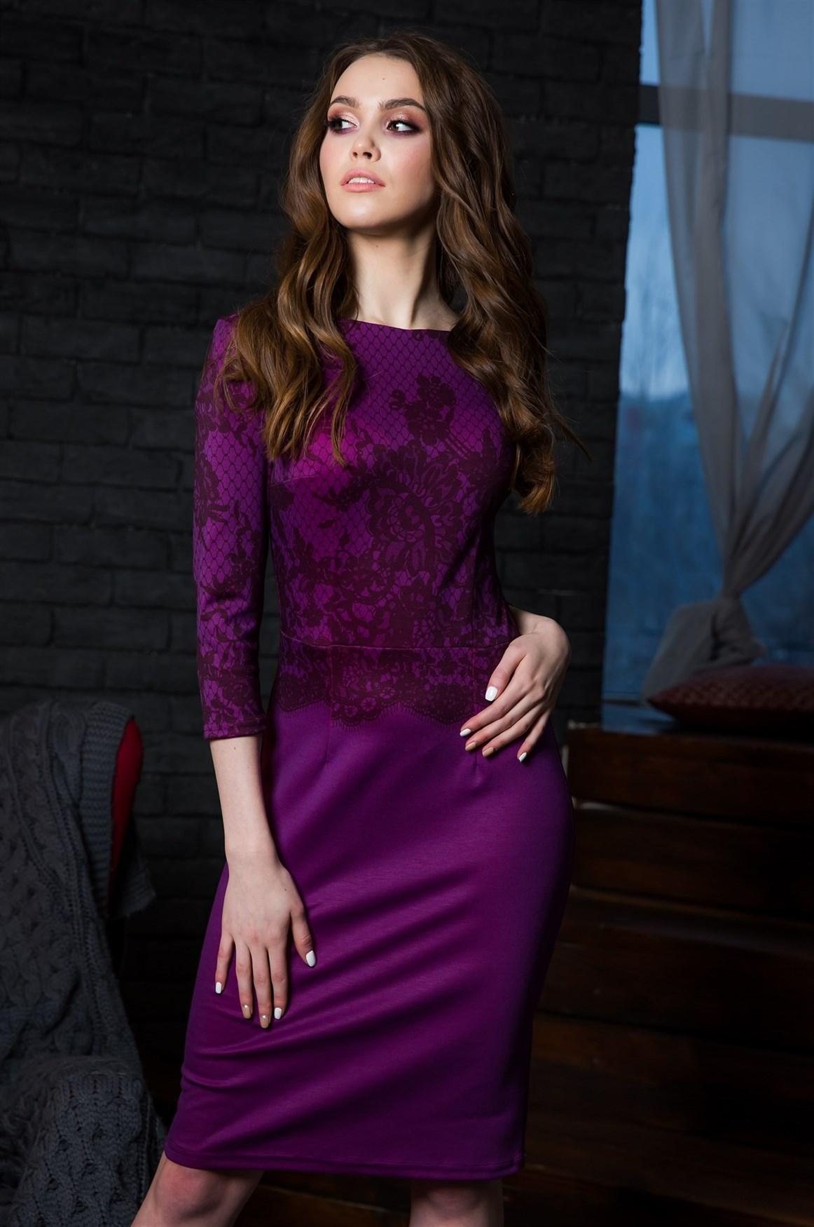 79-12 Платье - фото 7460