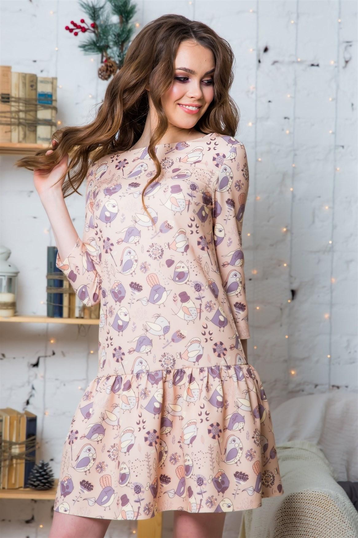 79-11 Платье - фото 7492