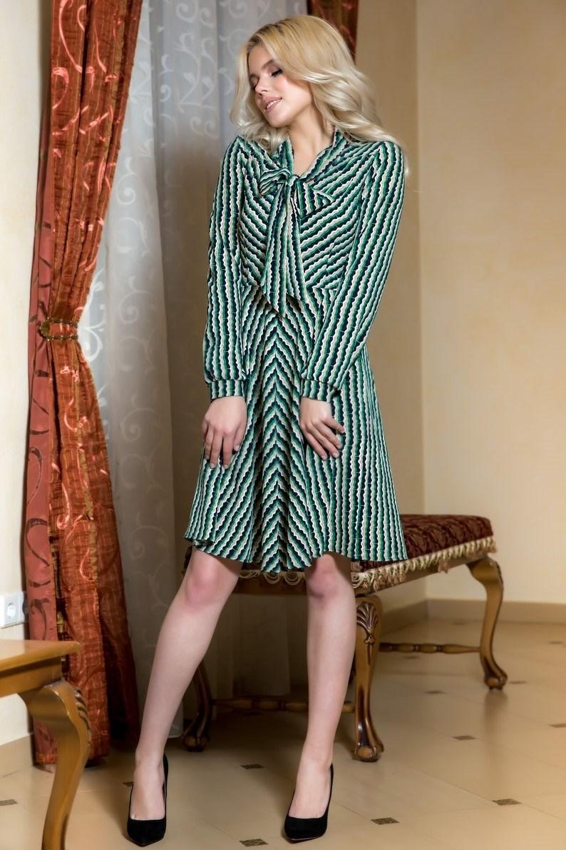 54-03 Платье - фото 7839