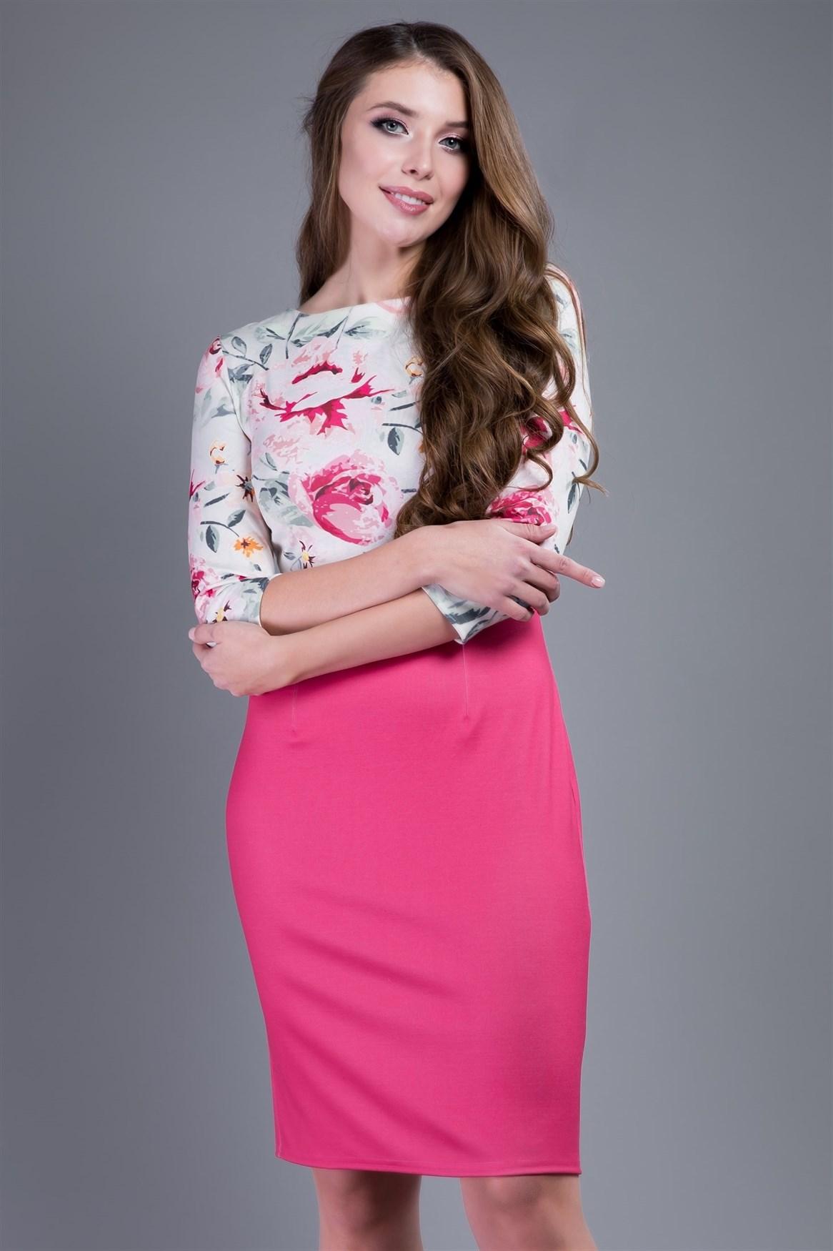 85-16* Платье - фото 8051