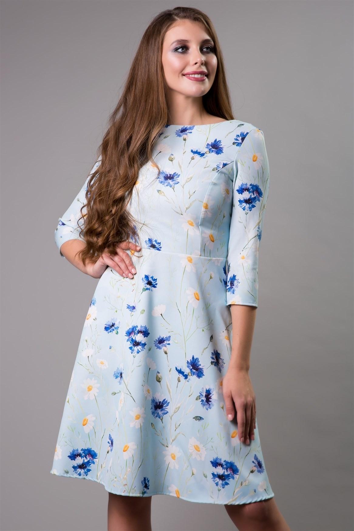 85-22 Платье - фото 8100