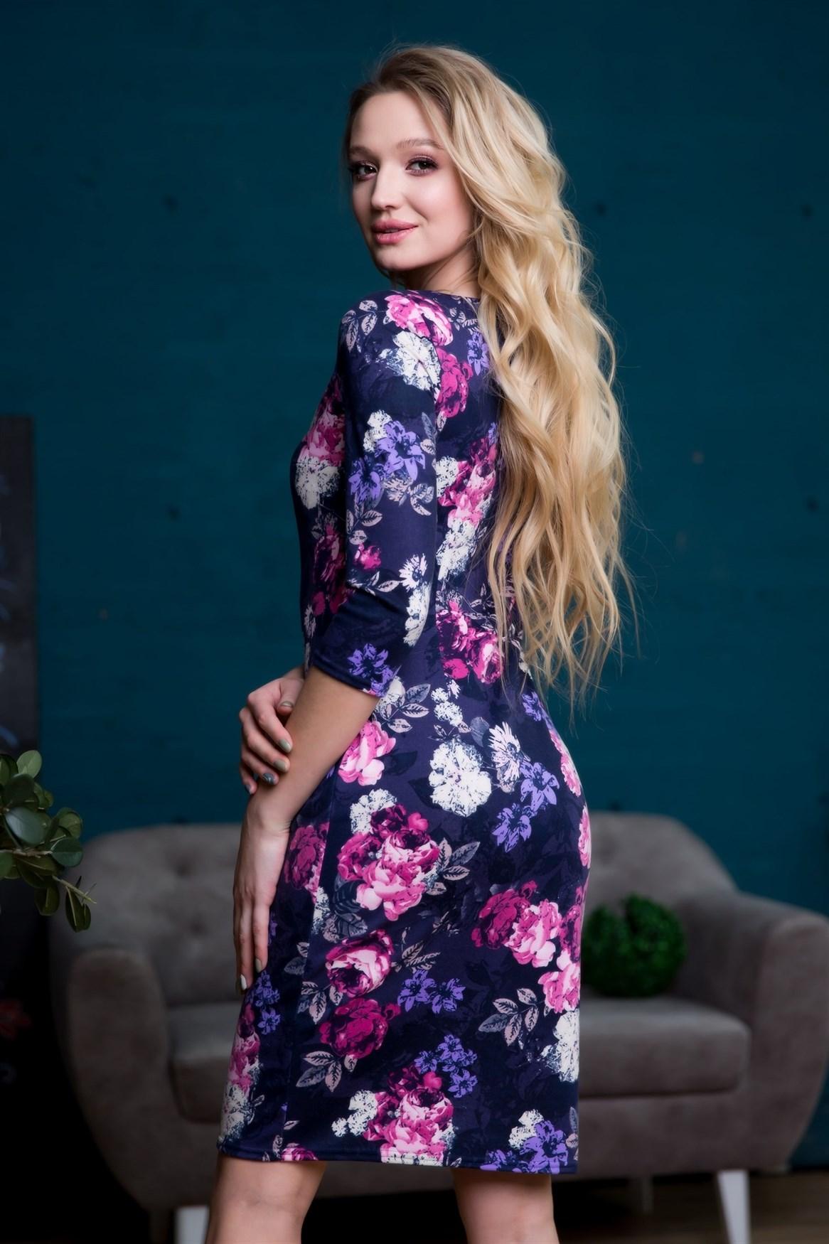 78-13 Платье - фото 8127
