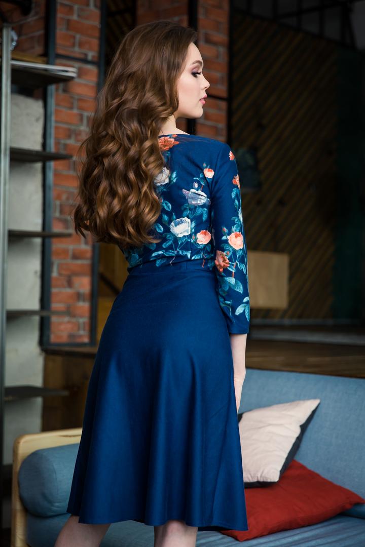 bb9488219dd Хочу платье! - женская одежда оптом и в розницу - 45-03 Платье