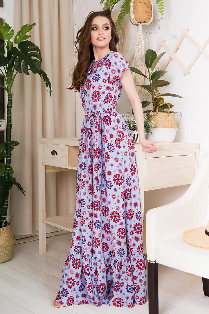 82-01 Платье - фото 8478