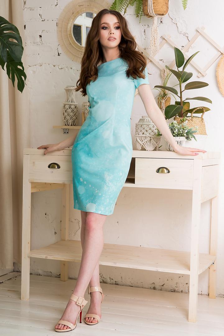 83-03 Платье - фото 8530