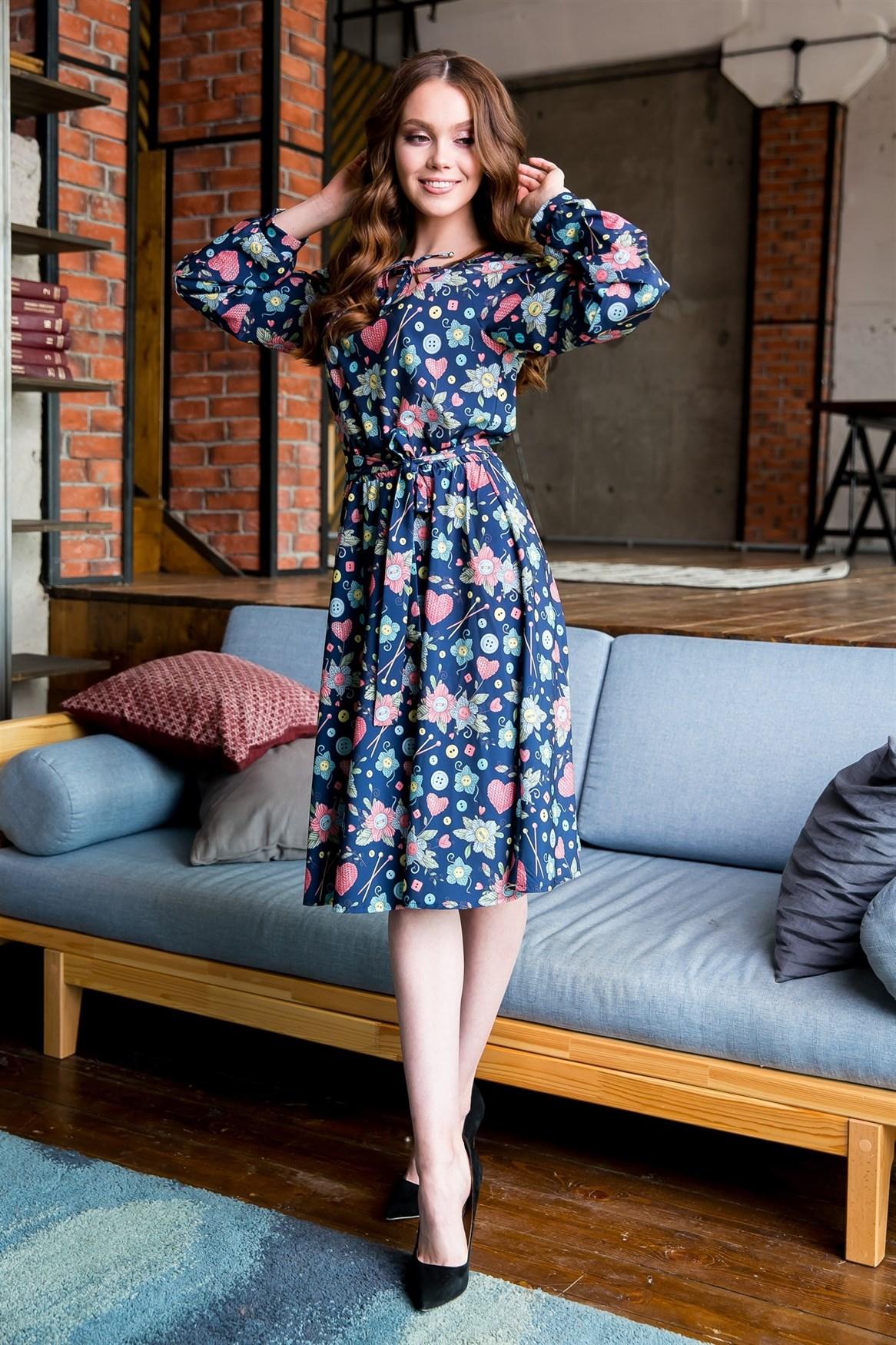 90-04 Платье - фото 9196