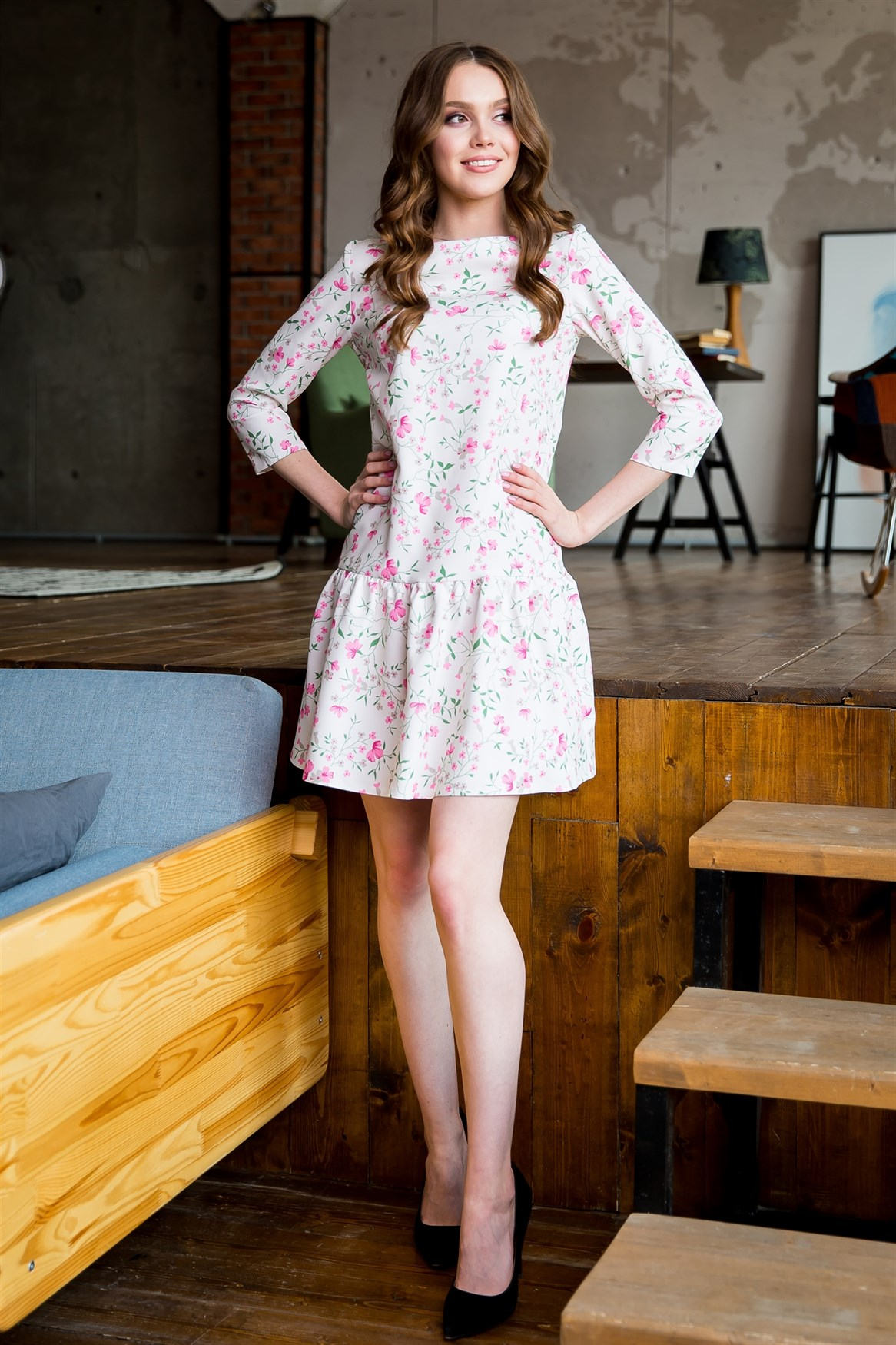 90-08 Платье - фото 9224