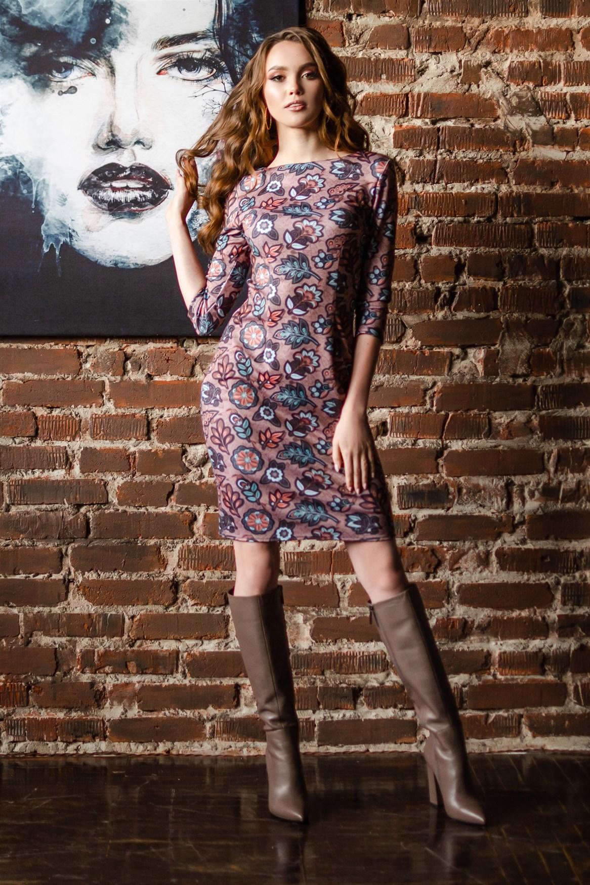 93-15 Платье - фото 9728
