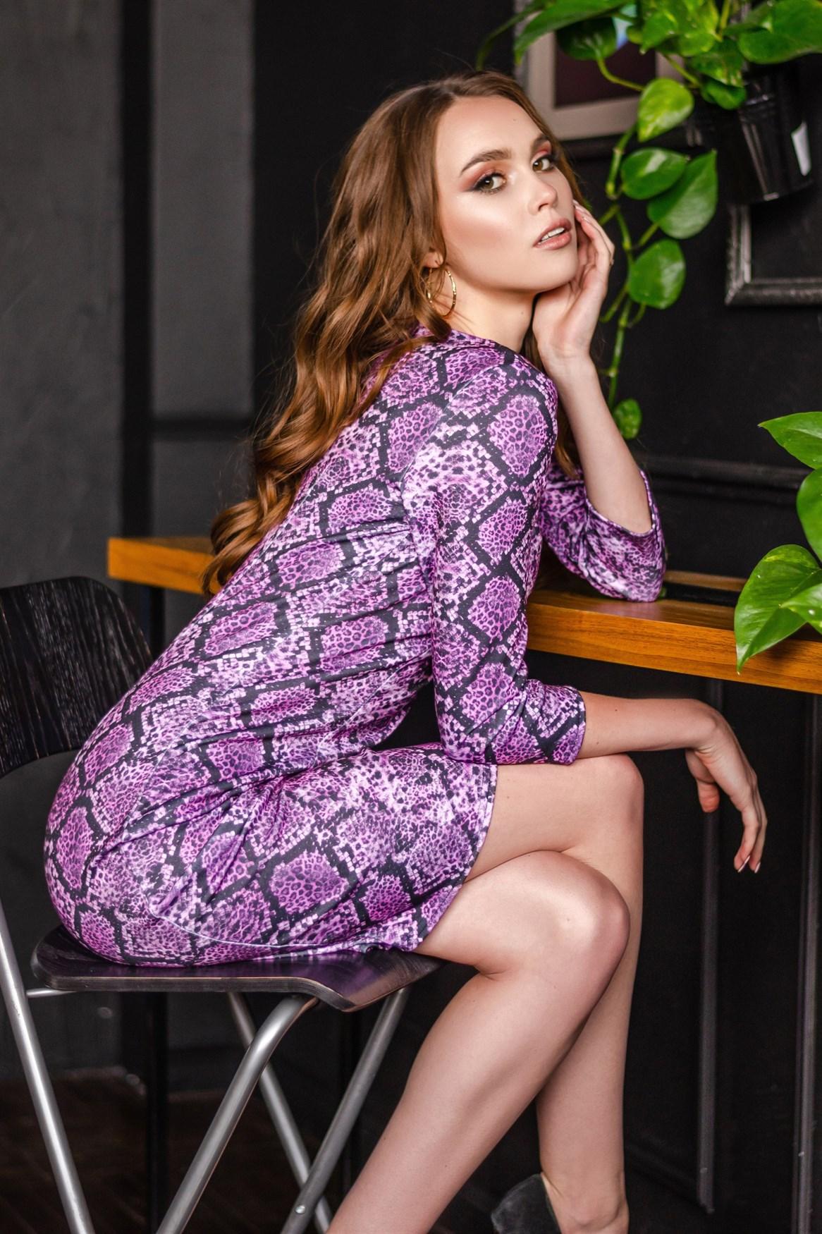 93-14 Платье - фото 9736