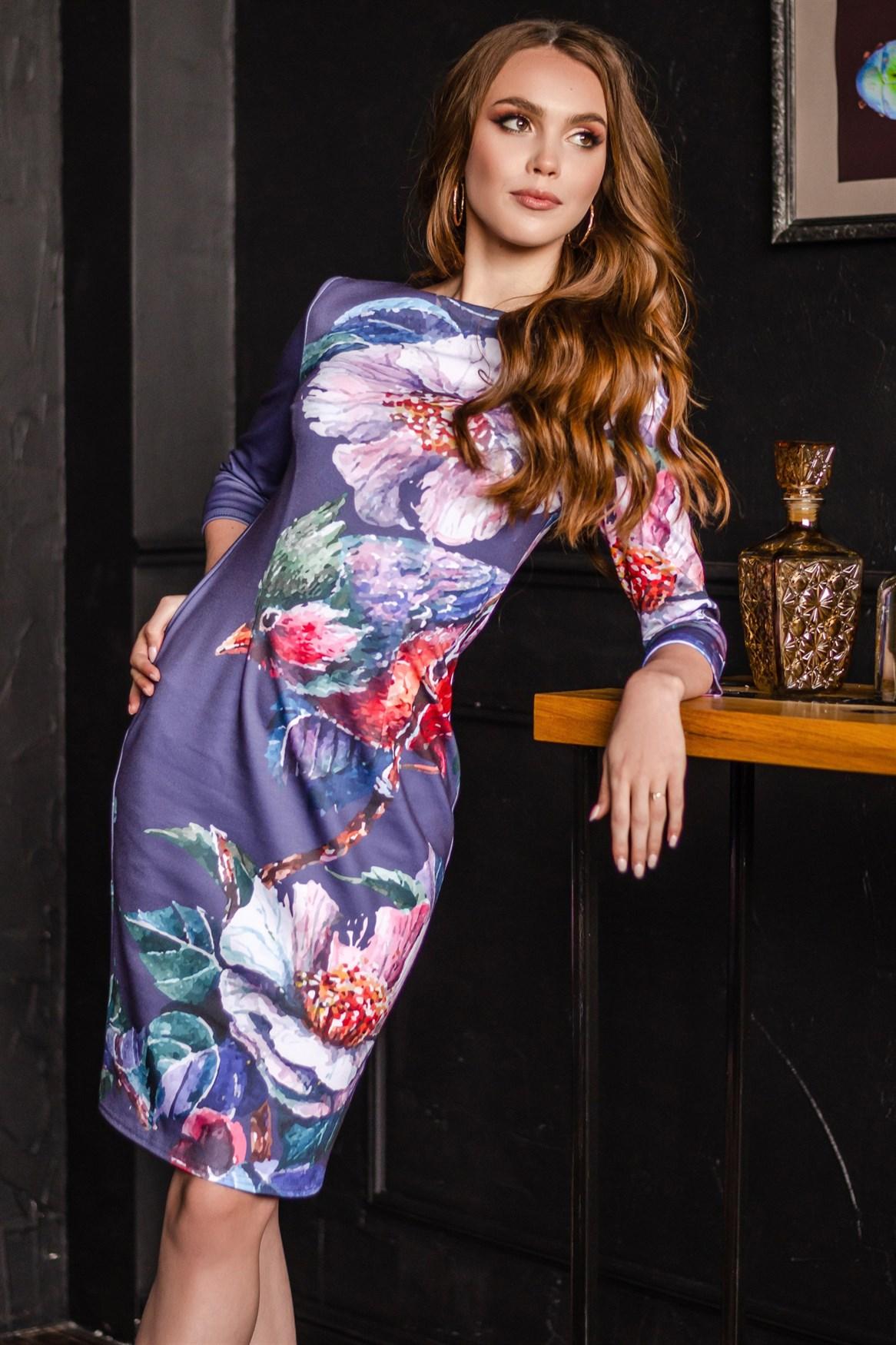 93-06 Платье - фото 9744
