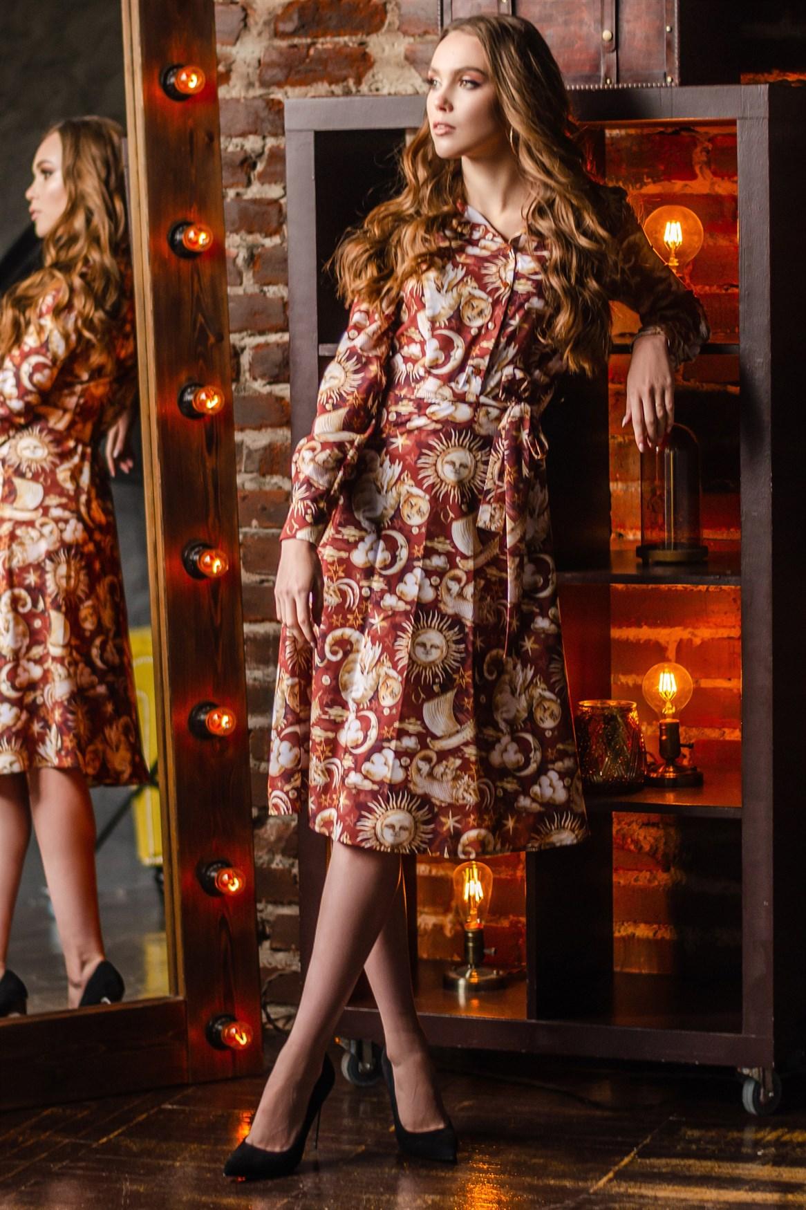 93-12 Платье - фото 9761