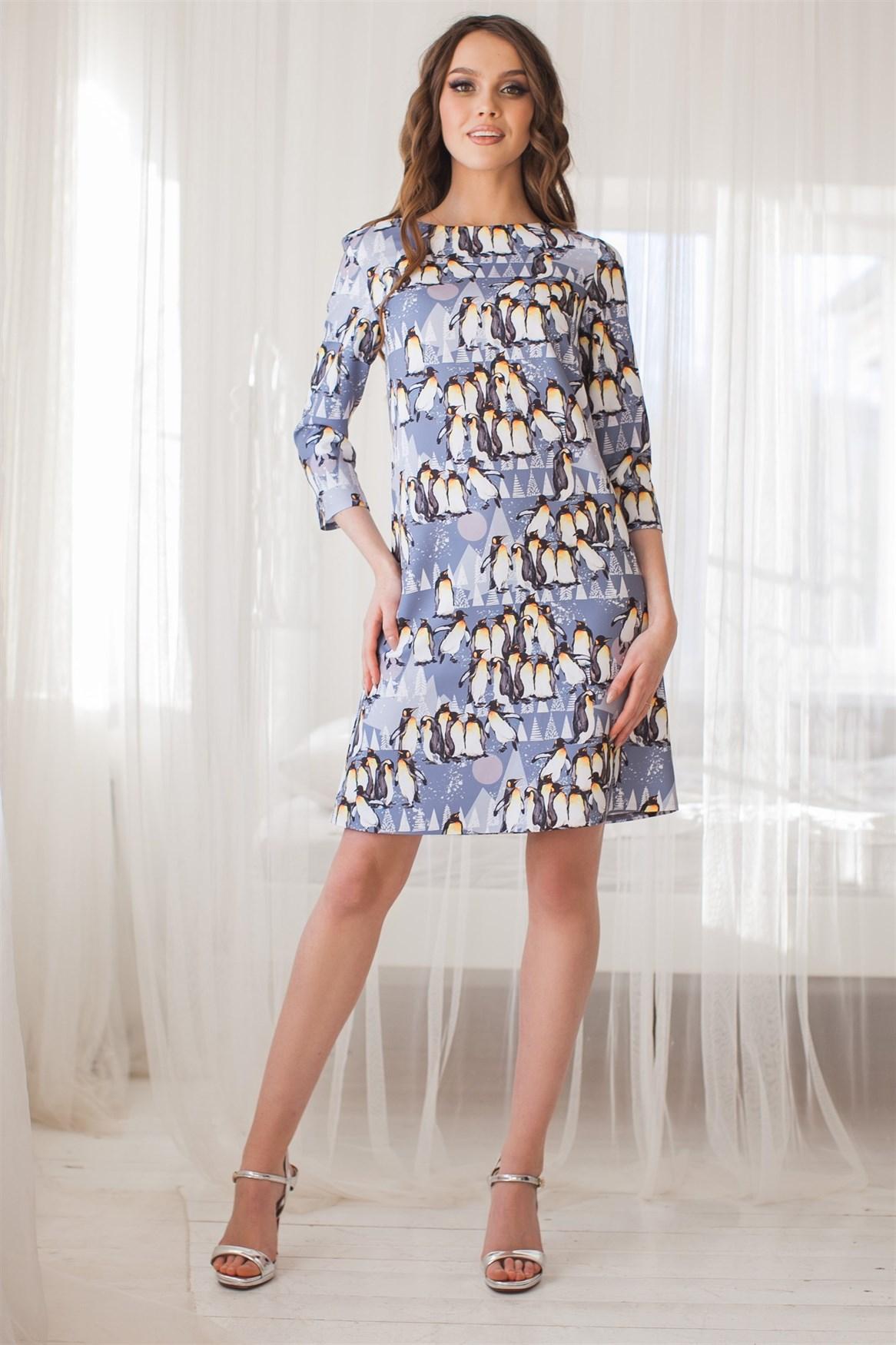 94-05 Платье - фото 9939
