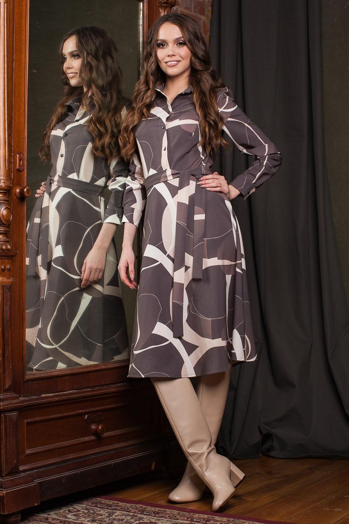94-11 Платье - фото 9995