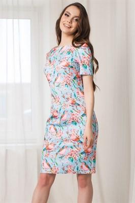 97-02 Платье