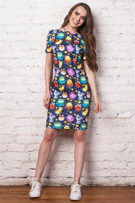 97-05 Платье