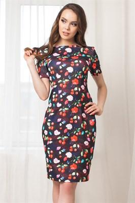 97-07 Платье