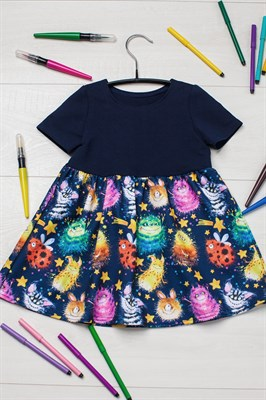 98-05 Платье