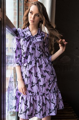 99-07 Платье