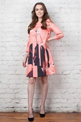 104-07 Платье