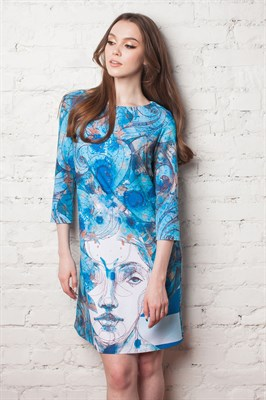 105-11 Платье