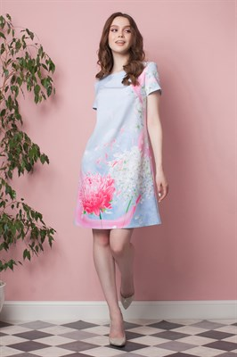 107-09 Платье