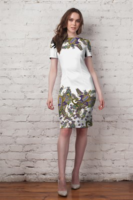 110-05 Платье
