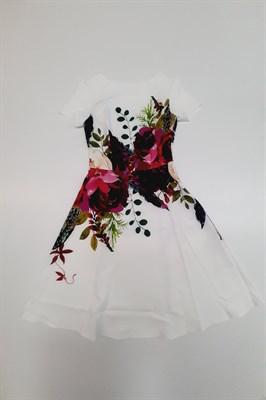 64-13* Платье