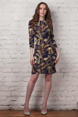 114-02 Платье