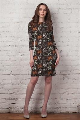114-04 Платье