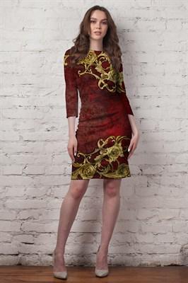 115-07 Платье