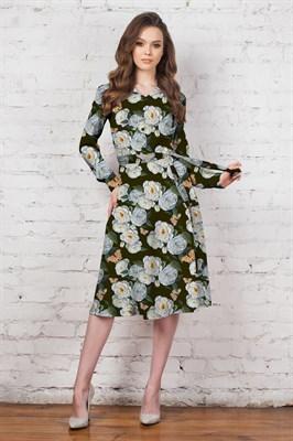 116-08 Платье
