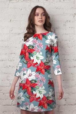 116-02 Платье