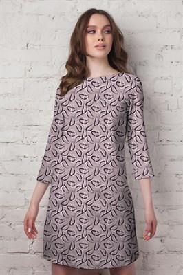 117-02 Платье