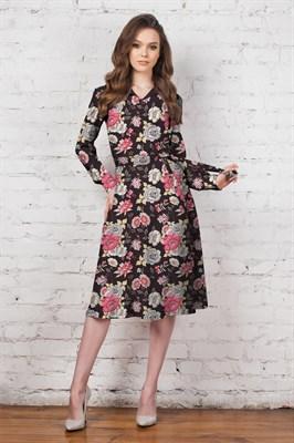 118-23 Платье
