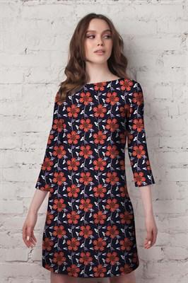 118-34 Платье