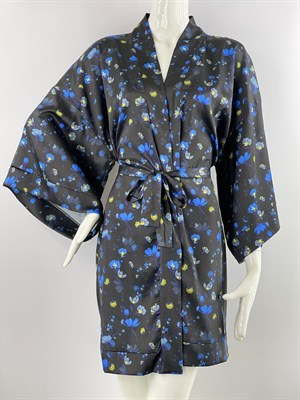 120-06 Халат-кимоно домашний