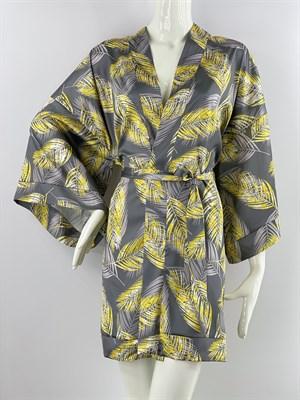 120-04 Халат-кимоно домашний