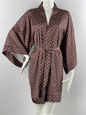 120-01 Халат-кимоно домашний