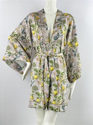 120-02 Халат-кимоно домашний
