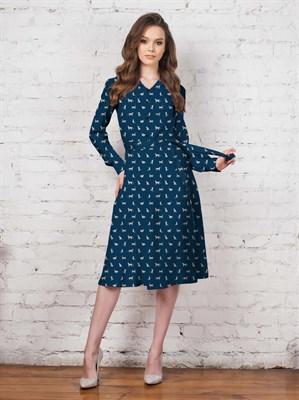 122-01 Платье