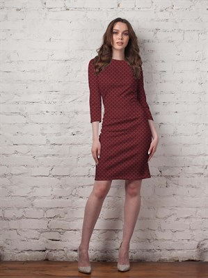124-09 Платье