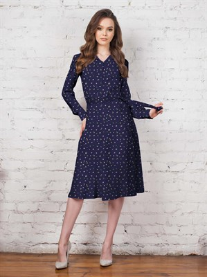 124-02 Платье