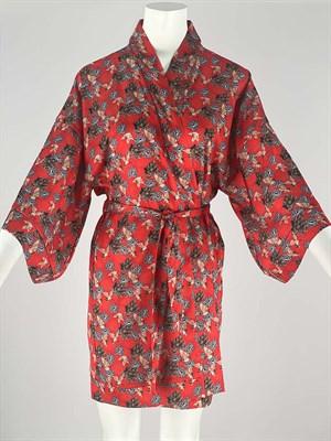 120-07 Халат-кимоно домашний