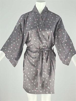 120-08 Халат-кимоно домашний