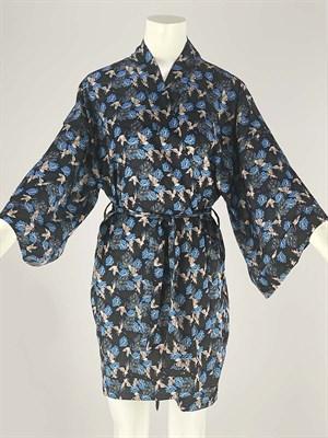 120-09 Халат-кимоно домашний