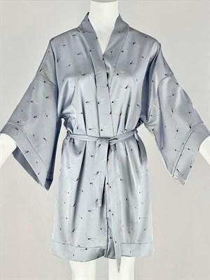 120-10 Халат-кимоно домашний