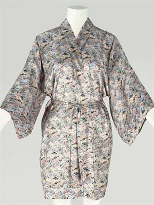 120-11 Халат-кимоно домашний