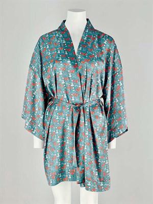 120-12 Халат-кимоно домашний