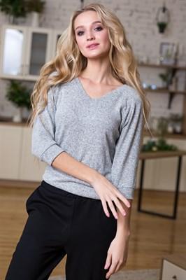 78-10 Трикотажная блуза - фото 4759